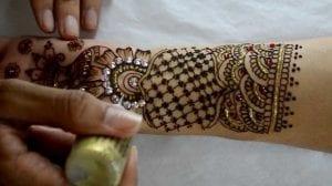 Videolu, Hint Kınası Modelleri Nasıl Yapılır?