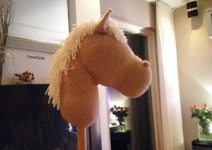 Amigurumi At Kafası Nasıl Yapılır? 1