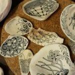 Deniz Kabuğu Boyama Örnekleri 37
