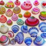 Deniz Kabuğu Boyama Örnekleri 68