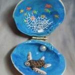 Deniz Kabuğu Boyama Örnekleri 74