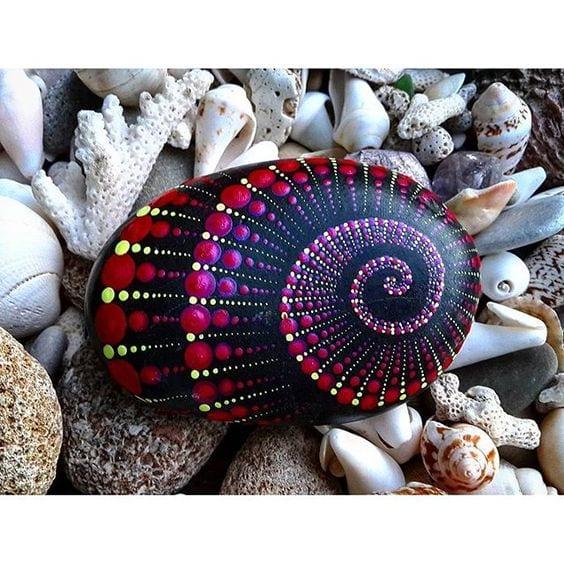 Deniz Kabuğu Boyama örnekleri Mimuucom