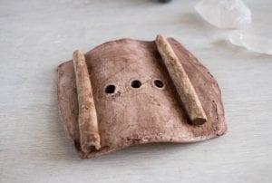 DIY, Polimer Kilden Dantel Tabak Nasıl Yapılır? 6