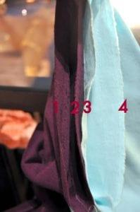Eski Penye Tişörtten Boyunluk Yapımı 4