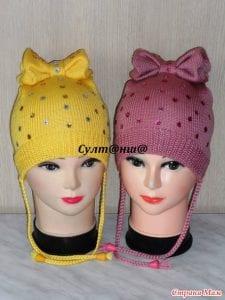 Fiyonklu Şapka Nasıl Yapılır? 4