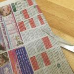 Gazeteden Dikdörtgen Sepet Nasıl Yapılır?