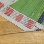 Gazeteden Dikdörtgen Sepet Nasıl Yapılır? 15