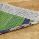 Gazeteden Dikdörtgen Sepet Nasıl Yapılır? 17