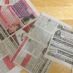 Gazeteden Dikdörtgen Sepet Nasıl Yapılır? 1