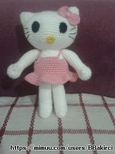 Hello Kitty Oyuncak
