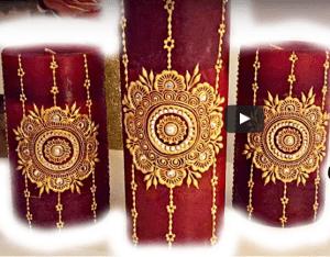 Henna Mum Boyama Nasıl Yapılır?