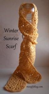 Kış Güneşi Şal Modeli Nasıl Yapılır?