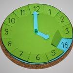 Okul Öncesi Saat Öğretme 2