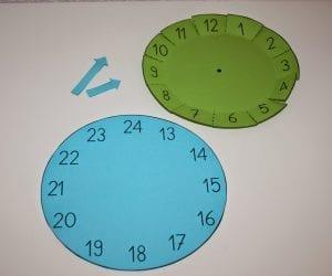 Okul Öncesi Saat Öğretme 3