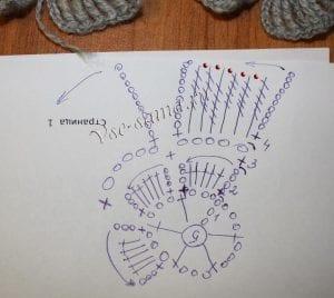 Papatya Şal Modeli Nasıl Yapılır? 4