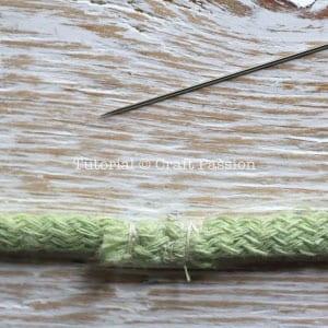 Penye İpten Salıncak Yapımı 12