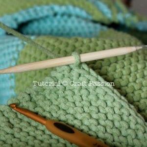Penye İpten Salıncak Yapımı 14