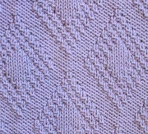 Free Knitting Pattern For Moss Stitch Baby Blanket : Pirinc orgu Baklava Desenli Battaniye Yapilisi - Mimuu.com