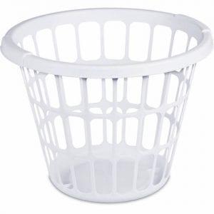 Plastik Çamaşır Sepeti Süsleme 14