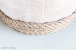 Plastik Çamaşır Sepeti Süsleme 4