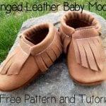 Püsküllü Bebek Ayakkabısı Yapımı 19