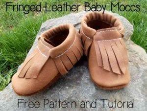 Püsküllü Bebek Ayakkabısı Yapımı