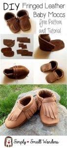 Püsküllü Bebek Ayakkabısı Yapımı 20