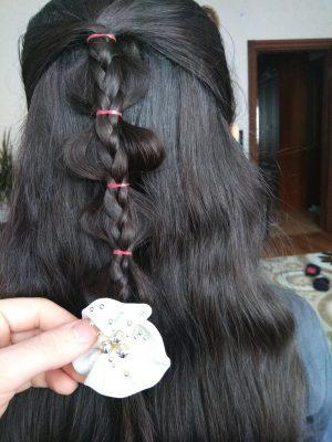 Çocuk Saç Örgüsü