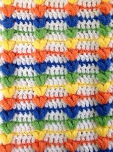 Tığ İşi Örgü Tulum Battaniye Modeli Yapılışı 5