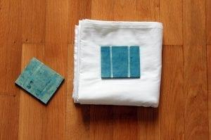Batik Boyamada Damalı Desen Nasıl Yapılır? 11
