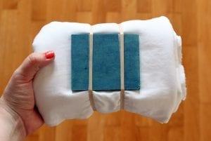 Batik Boyamada Damalı Desen Nasıl Yapılır? 13