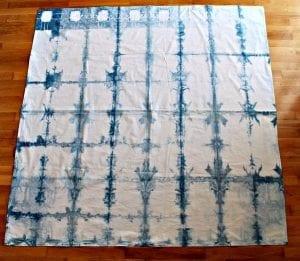 Batik Boyamada Damalı Desen Nasıl Yapılır? 22