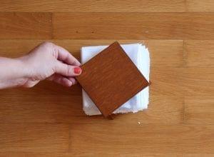 Batik Boyamada Damalı Desen Nasıl Yapılır? 24