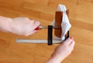 Batik Boyamada Damalı Desen Nasıl Yapılır? 25