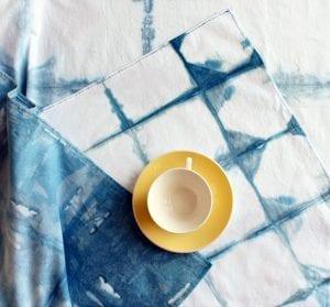 Batik Boyamada Damalı Desen Nasıl Yapılır?