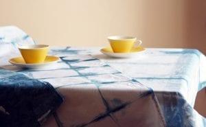 Batik Boyamada Damalı Desen Nasıl Yapılır? 36