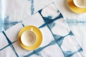 Batik Boyamada Damalı Desen Nasıl Yapılır? 37
