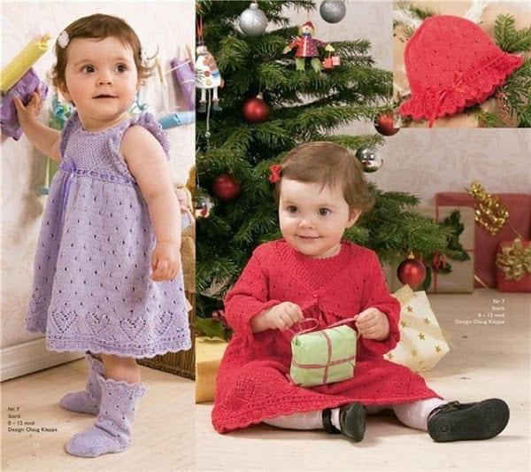 Bebek Jilesi Örgü Modelleri 9