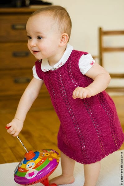 Bebek Jilesi Örgü Modelleri 15