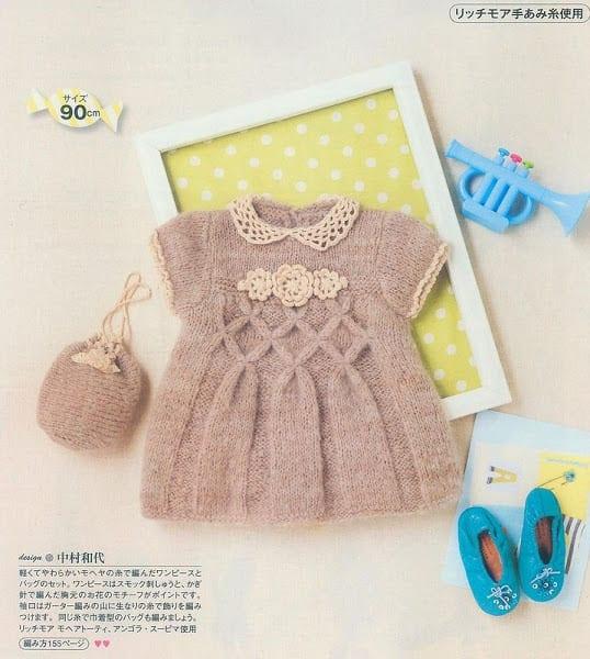 Bebek Jilesi Örgü Modelleri 27
