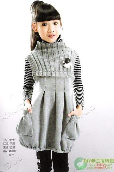 Bebek Jilesi Örgü Modelleri 34