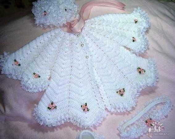 Bebek Jilesi Örgü Modelleri 37