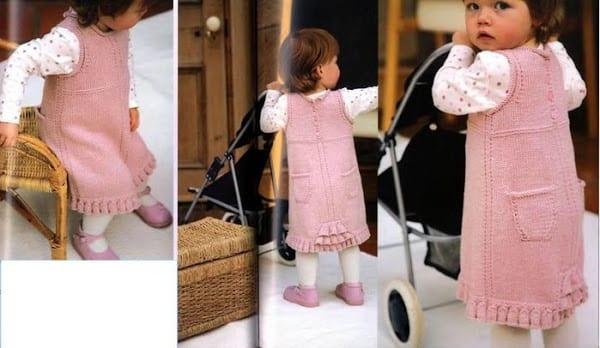 Bebek Jilesi Örgü Modelleri 40