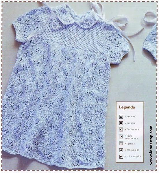Bebek Jilesi Örgü Modelleri 46