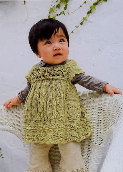 Bebek Jilesi Örgü Modelleri 49