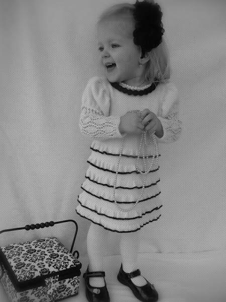 Bebek Jilesi Örgü Modelleri 54