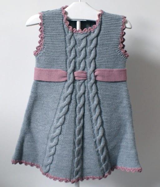 Bebek Jilesi Örgü Modelleri 65