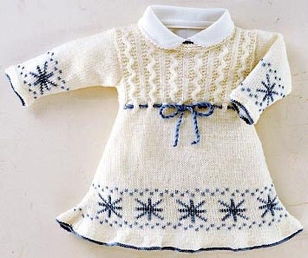 Bebek Jilesi Örgü Modelleri 6