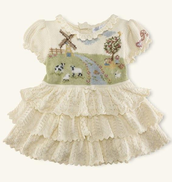 Bebek Jilesi Örgü Modelleri 74