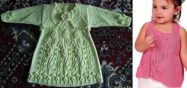 Bebek Jilesi Örgü Modelleri 7